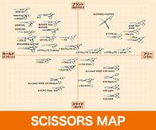 SCISSORS MAP