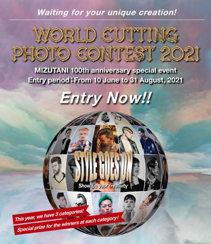 WORLD CUTTING PHOTO CONTEST 2021