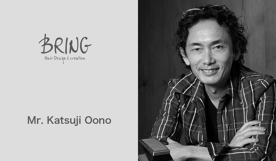 Mr. Katsuji Oono